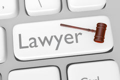 Legal Consult Button On Keyboard Royalty Free Stock Photo
