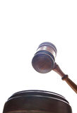 Legal gavel Stock Image