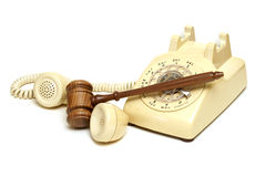 Legal Help Line Stock Photography