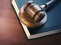 Legal law concept image. Stock Image