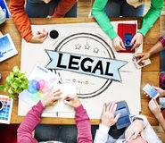 Legal Legalisation Laws Justice Ethical Concept Stock Photography