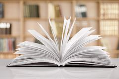 Legal. Literature closeup law graduation page manual royalty free stock photo