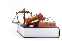 Legal rights Royalty Free Stock Image