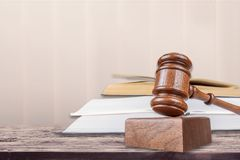 Legal System Stock Photography