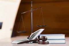 Legal wisdom Royalty Free Stock Images