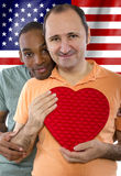 Legalization of Gay Marriage Stock Photos