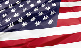 Legalize in USA Royalty Free Stock Image