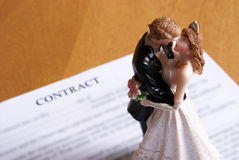 Legalnie Zamężny pojęcie zdjęcie royalty free