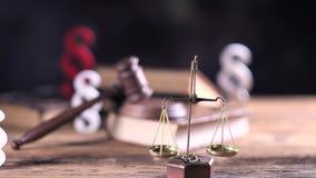 Legalny biuro Adwokat przy prawem zbiory wideo