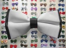 Legame - accessori degli uomini della farfalla Immagini Stock Libere da Diritti