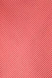 Legame di seta rosso fotografia stock