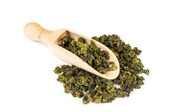 Legame GuanYin del tè di Oolong Fotografia Stock