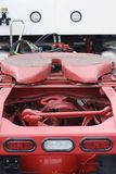 Legamento di rimorchio del camion Fotografie Stock Libere da Diritti