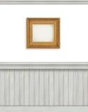 Lege achtergrond met beadboard Royalty-vrije Stock Fotografie