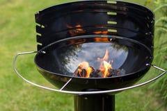 Lege Barbecue Royalty-vrije Stock Foto's
