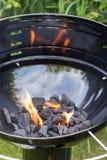Lege Barbecue Stock Fotografie