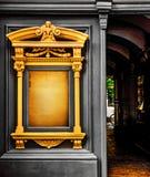 Lege bilboard royalty-vrije stock afbeelding