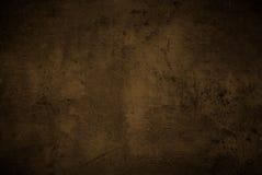 Lege bruine concrete oppervlaktetextuur Stock Foto's