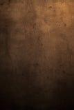 Lege bruine concrete oppervlaktetextuur Royalty-vrije Stock Foto