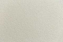 Lege concrete muur witte kleur voor textuurachtergrond Stock Afbeelding