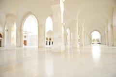 Lege de moskee van Madina Stock Afbeeldingen