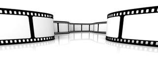 Lege film stock illustratie