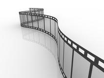 Lege filmstrook 02 Stock Fotografie