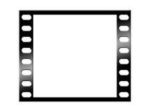 Lege filmstrook Stock Foto