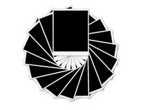 Lege fotoframes Royalty-vrije Stock Foto's