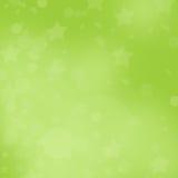 Lege groene Kerstmisachtergrond of textuur Stock Afbeelding
