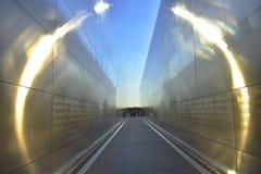 Lege Hemel, Gedenkteken 911 royalty-vrije stock fotografie