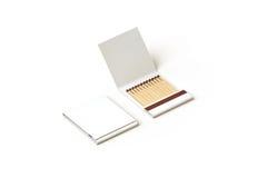 Lege het boekspot die van promogelijken omhoog, weg knippen Royalty-vrije Stock Afbeeldingen