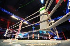 Lege het vechten ring Stock Afbeelding
