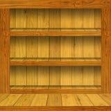 Lege houten plank stock foto's