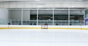 Lege ijsbaan 4k