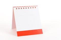 Lege Kalender Stock Afbeelding