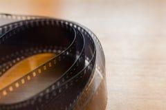 Lege 35mm Film Royalty-vrije Stock Afbeelding