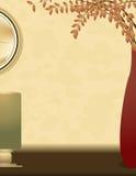 Lege Muur & Stilleven vector illustratie