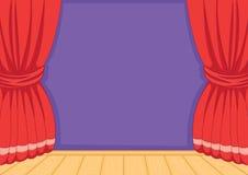 Lege muur vectorillustratie vector illustratie