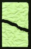 Lege notitieboekjepagina Stock Afbeelding