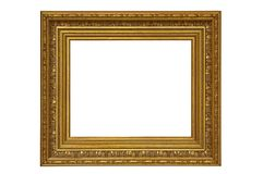 Lege omlijsting Stock Afbeeldingen