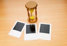 Lege onmiddellijke foto's Stock Fotografie