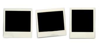 Lege onmiddellijke foto's Stock Foto