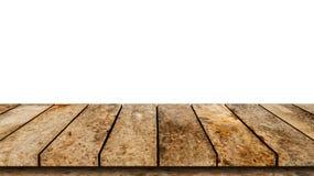 Lege plank Royalty-vrije Stock Afbeelding