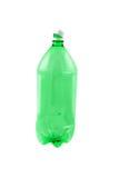 Lege pop fles Stock Afbeelding
