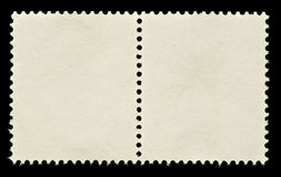 Lege Postzegels Royalty-vrije Stock Fotografie