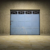 Lege ruimte van grungy beton stock illustratie