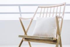 Lege schommelstoel Royalty-vrije Stock Foto
