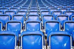 Lege stadionzetels Royalty-vrije Stock Fotografie