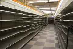 Lege supermarkt 3 Royalty-vrije Stock Afbeeldingen